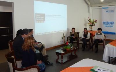 Somos Más construyendo un Gobierno Abierto en Colombia