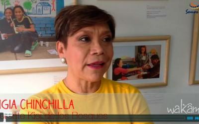 Ligia Chinchilla de Wakami en Somos Más