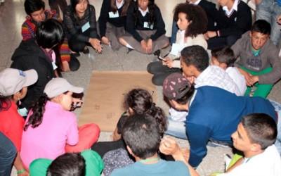 Participación, voces que construyen