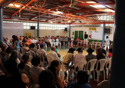 Fomento de la participación en la Comunidad de La Palma