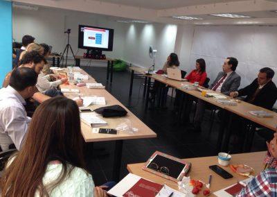 Fortalecimiento institucional de la capacidad colombiana para aumentar la integridad y la transparencia