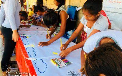 PROMUEVE LA GARANTÍA DE LOS DERECHOS DE LOS NIÑOS, NIÑAS Y ADOLESCENTES, ¡COLOMBIA ESCUCHA TU VOZ!